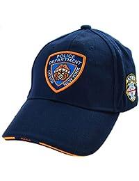 Casquette police new york ny americaine us usa brodée nypd policier