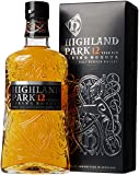 Highland Park 12 Year Old Orkney Malt Whisky Bottle, 70 cl