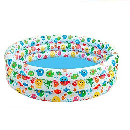 wimmingpool Aufblasbar Pool Outdoor Schwimmen Aufblasbares Planschbecken Aufblasbare Pools Garten Spielzeug Kindergarten Farbe Spots ()