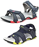 #8: Lotto Combo Of 2 Men's Sandal GT7144_7069 UK/IN