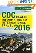 #7: CDC Health Information for International Travel 2016