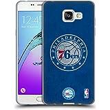 Officiel NBA Affligé Philadelphia 76Ers Étui Coque en Gel molle pour Samsung Galaxy A5 (2016)