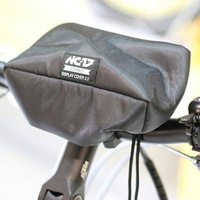 NC-17 Connect Schutzhülle für E-Bike Display   Display Cover 2.0   wasserfest   Bosch Nyon, Intuvia, Yamaha, Brose, Shimano usw.   Nylon und Neopren   Schwarz   One Size   4075