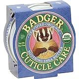 Badger cutícula Care Certified Organic Calmante Karité Nutrir y reparaciones 21g