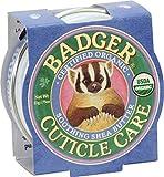Cuticola Badger cura lenitiva Certified Organic Burro di Karité Nutriente e riparazione 21g immagine