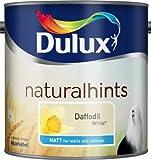 "Dulux Farbe ""Natural Hints"", matt, weiß, 500006"