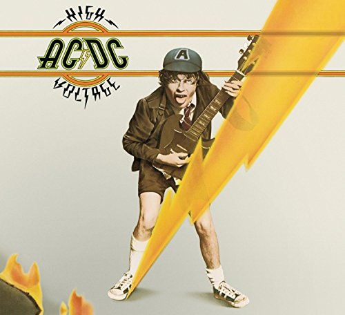 Ac: High Voltage (Audio CD)