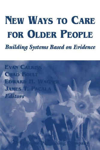 New Ways to Care for Older People: Building Systems Based on Evidence