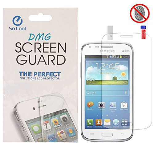 DMG SoCool Screen Protector for Samsung Galaxy Core i8262 (Matte Anti Glare Anti FingerPrint Scratch Guard)  available at amazon for Rs.99