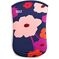 BUILT E-KS5-LSH - Funda calcetín de neopreno para tablets de 7 '', diseño floral, color morado