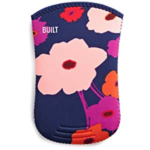 BUILT Neoprene Slim Sleeve Case for 7-Inch Tablets, Lush Flower