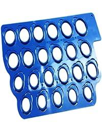 C2K Plastic Ring Sizer Construction Finger Gauge Ring Measurement Jewelry Tool
