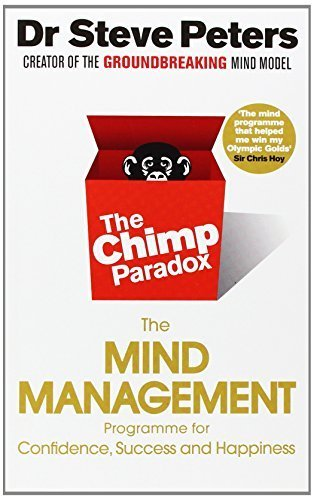 The Chimp Paradox: The Mind Management Programme to Help You Achieve Success, Confidence and Happiness by Peters, Prof Steve (2012) Paperback