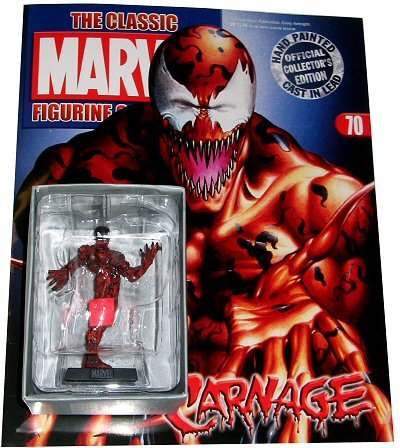 Classic Marvel Figurine Collection 70