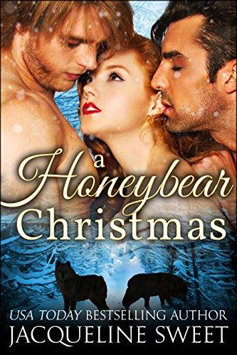 A Honeybear Christmas Bwwm Paranormal Bbw Shifter Romance Bearfield Shorts Book 2