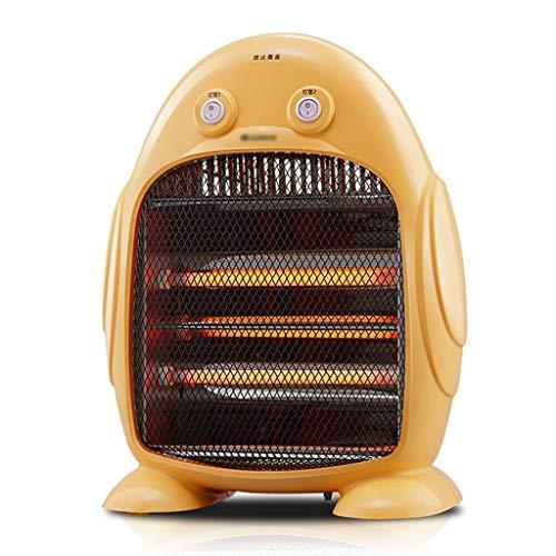 L@LILI Mini-Desktop Home 800W Cute Heizung Kleine Startseite Energiesparende Stille Büro Student Warme Trocknung Badezimmer Backofen