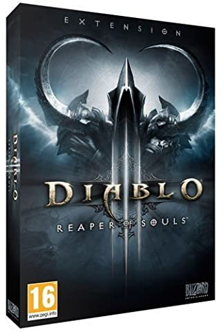 Diablo 3 PC Reaper of Souls AT Addon