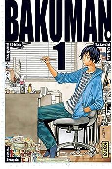 Bakuman - Tome 1 par [Ohba, Tsugumi]