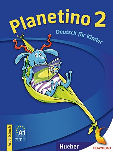 Planetino. Arbeitsbuch. Per la Scuola elementare: PLANETINO 2 Arbeitsbuch (ejerc.)