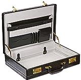 Tassia Aktentasche Schwarz schwarz Briefcase, Attachékoffer, Aktenkoffer