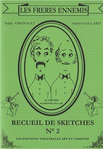 Les frères ennemis, numéro 2 par André Gaillard, Teddy Vrignault