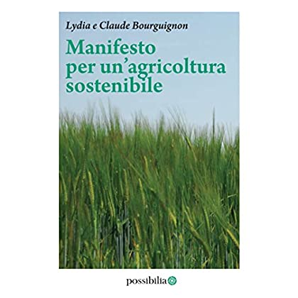 Manifesto Per Un'agricoltura Sostenibile