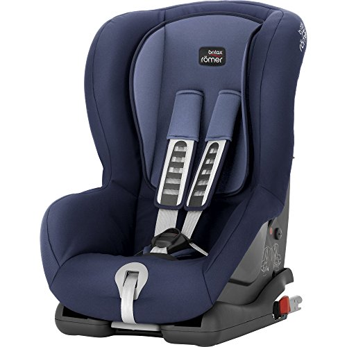 Britax Römer Duo Plus, Autositz Gruppe 1 (9 - 18 kg), Kollektion 2019, moonlight blue