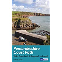 Pembrokeshire Coast Path: National Trail Guide (National Trail Guides)