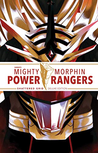 Mighty Morphin Power Rangers: Shattered Grid Deluxe Edition (Rangers-film-edition Power)