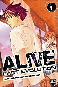 Alive : Last Evolution Edition simple Tome 1