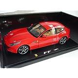 Ferrari Ff Rot Elite 2011 Modellauto Fertigmodell Mattel Elite 1 18 Spielzeug
