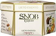 Crispo Confetti Snob Lieto Evento - Gusti e Colori Assortiti - 500 g
