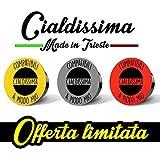 200 CAPSULE Caffè Cialdissima compatibili LAVAZZA A MODO MIO! LINEA ESPRESSO BAR! TRE GUSTI MISTI!