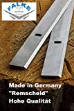 2 Stück Hobelmesser ATIKA ADH 204 Abrich Dickenhobel