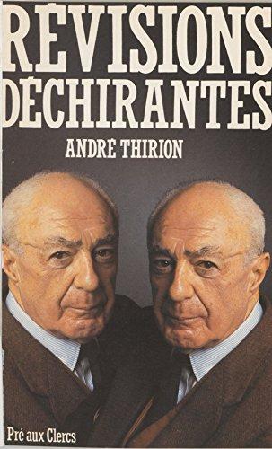Révisions déchirantes por André Thirion