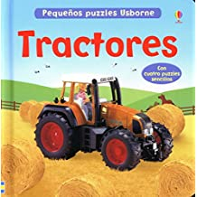 Tractores (Pequenos Puzzles Usborne / Small Puzzles)