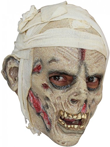 wachsene Halloween (Mumie Maske Halloween)