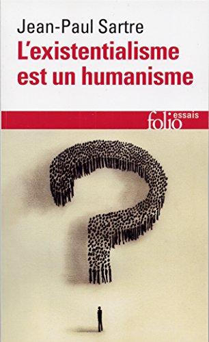 L'existentialisme est un humanisme par Jean-Paul Sartre