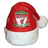 Liverpool FC Santa Hat