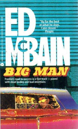 Big Man by Ed McBain (1991-07-01)