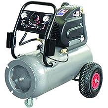 Compresor de aire 50 L, monofásico, coaxial 2.5 CV con panel de control