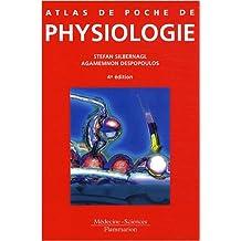 Atlas de poche de physiologie