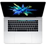 MacBook Pro 15.4 Retina Core i7-6700HQ 16GB RAM 256GB SSD Radeon Pro 450 2GB Touch Bar - MLW72D/A silber