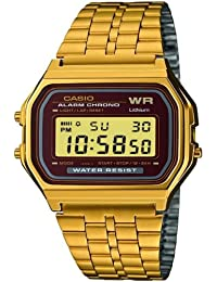 Casio Smart Watch Armbanduhr A159WGEA-5D