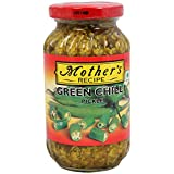 #10: Mothers Recipe Green Chilli Pickle, 300g