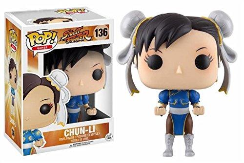 Funko Pop Chun-Li (Street Fighter 136) Funko Pop Street Fighter