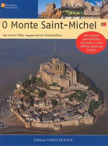 O Monte Saint-Michel : Edition en portugais