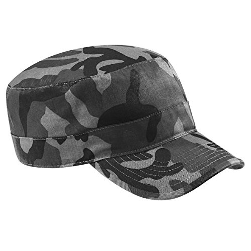 Beechfield Unisex Kappe Camouflage Army (One Size) (Urban Camo) (Camouflage Urban)