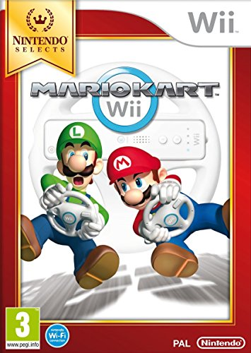 ario Kart - Game only (Nintendo Wii) [UK IMPORT] [Spiel auf Deutsch] ()