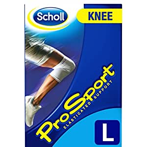 Scholl Prosport élastique genouillère Taille M